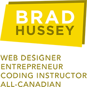 Brad Hussey's Website