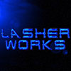 Digital Art Titled Lasher Works In Space