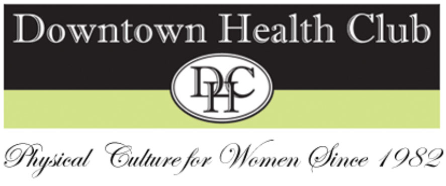Original Downtown Health Club Logo