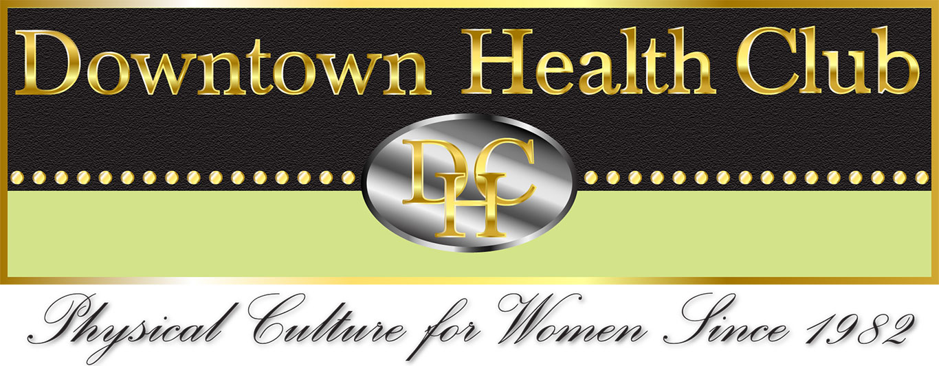 Overhauled Downtown Health Club Logo