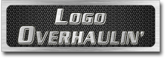 My Logo Overhaulin Web Page Section Banner