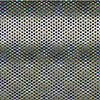 Digital Art Titled Layered Perforated Steel Background 10